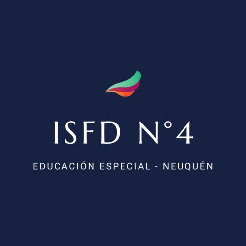 INSTITUTO SUPERIOR DE FORMACIÓN DOCENTE Nº 4 - NEUQUÉN